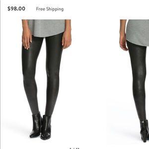 New! Spanx Leggings - Large
